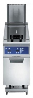 Electrolux 900XP Single Pan 2 basket Electric Fryer 23L with Electronic Control & Oil Filtering