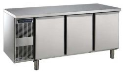 Electrolux 3 Door Refrigerated Counter 420 L Capacity