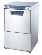Electrolux Glass Washer with rinse & drain pump