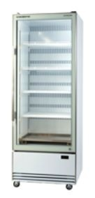 Skope BME600-A Single Glass Door Chiller 584 Litre Capacity
