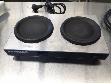 Bravilor HP2 Twin Hot Plate POA