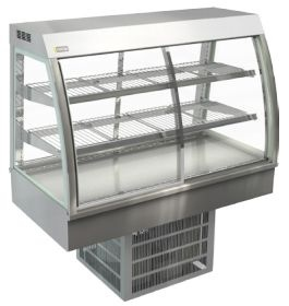 Cossiga CC5RF12 Refrigerated Counter Top Display Cabinet