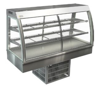Cossiga CC5RF15 Refrigerated Counter Top Display Cabinet