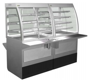 Cossiga CD5 Self Service System