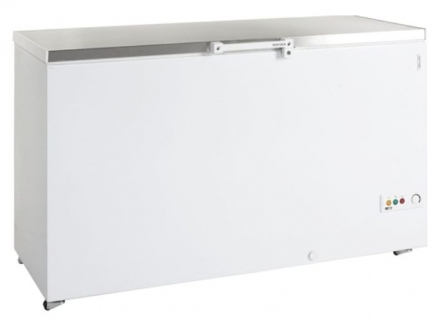 Chest Freezer 492 Litre with Stainless Lid