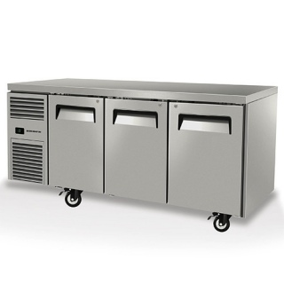 Skope Reflex RF7.UBR.3.SD 3 Solid Door Under Counter Chiller