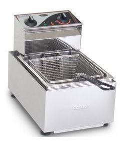 Roband F18 Electric Single Tank Fryer 15amp