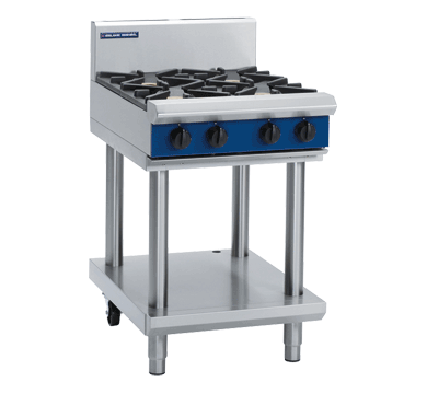 Blue Seal G514D-LS 4 Burner Gas CookTop - Leg Stand On sale for January Only $2958 + gst