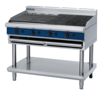 Blue Seal G598-LS Gas Chargrill - Leg Stand