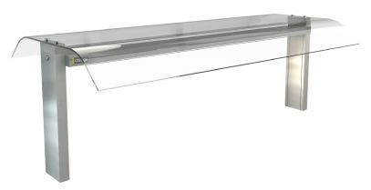 Linear Glass Options GLDC (Double Curved)