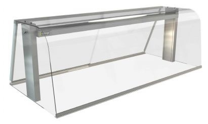 Linear Glass Options (Full Curved Glass)