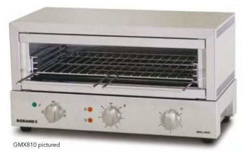 Roband Grill Max Toaster - 8 Slice 10amp