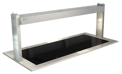 Cossiga LSCM4 Ceramic Glass Hot Plate