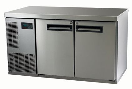 Skope Pegasus PG250HF-2 2 Door Under Counter Freezer 255 Litre Capaicty