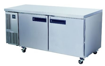 Skope PG500HF 2 Door Under Counter Freezer 459 Litre Capacity