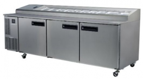 Skope Pegasus 3 Door PG800 Pizza Chiller