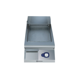 Electrolux 900XP Gas Frytop Smooth Horizontal Plate 400mm