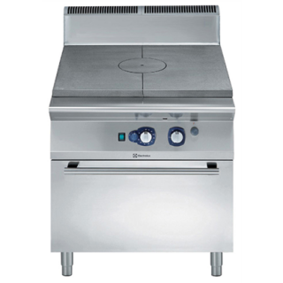 Electrolux 900XP Gas Solid Top on Convection Oven