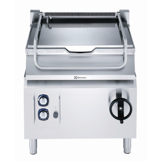 Electrolux 700XP Gas Tilting Bratt Pan 60lt with mild steel bottom