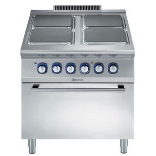 Electrolux 900XP 4Hob Electric Range on Static Electric Oven