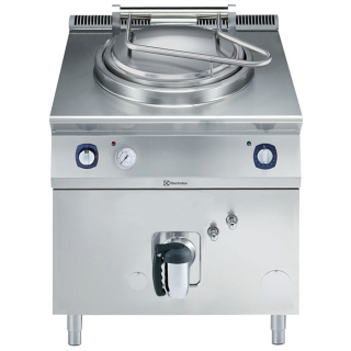 Electrolux 900XP Gas Cylindrical Boiling Pan 60lt indirect heat