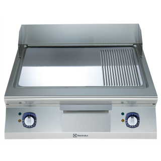 Electrolux 900XP Electric Fry Top Chromium Plated 800mm
