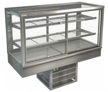 Cossiga STGRF15 Refrigerated Counter Top Display Cabinet
