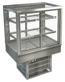 Cossiga STGRF9 Refrigerated Counter Top Display Cabinet