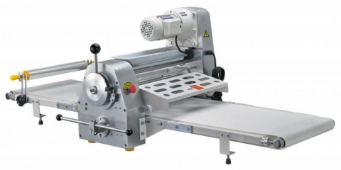 ProMix TDS-520A Table-Type Reversible Dough Sheeter