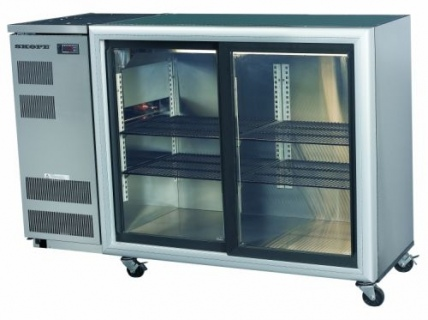 Skope  Back Bar Chiller BB380 2SL
