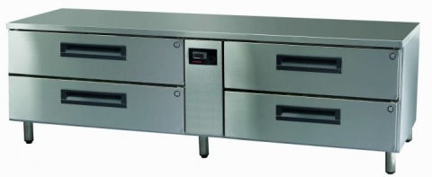 Skope Pegasus PGLL300r 4 Drawer Lowline Chiller 1800mm