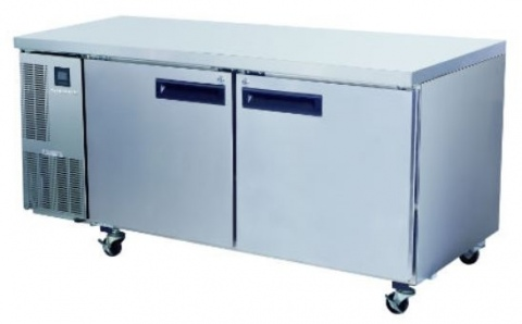 Skope Pegasus PG500HC 2 door Under Counter Chiller 459 Litre Capacity