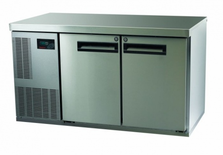 Skope PG250HC-2 2 Door Under Counter Chiller 260 Litre Capacity