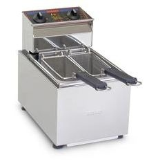 Roband MP18 Pasta Cooker Single tank twin basket
