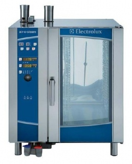 Electrolux Air-O-Steam Level B 10 x 1/1GN GAS Combi Oven