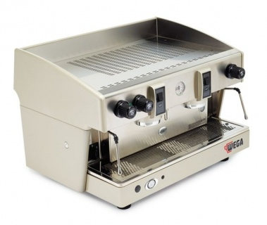 Wega Atlas EPU2 Semi-Automatic 2 Group Machine