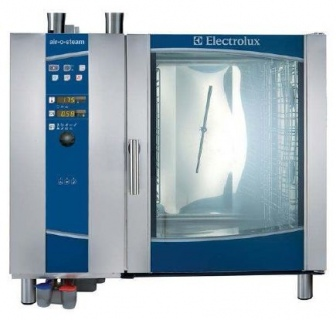 Electrolux Air-O-Steam Level B 10 x 2/1GN GAS Combi Oven