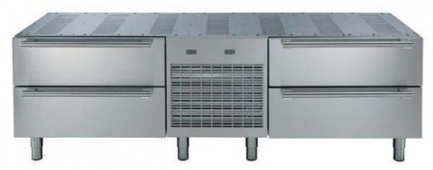 Electrolux 4 Drawer Chiller/Freezer Base  2131mm
