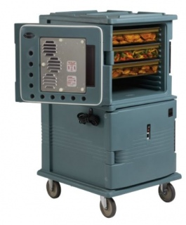 Cambro Insulated Heated 2 Compartment Cabinet