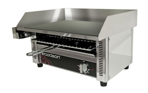 Woodson W.GDT60 Griddle Toaster