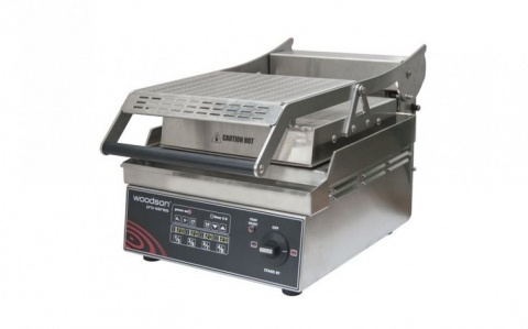 Woodson W.GPC61SC Pro Series Contact Toaster